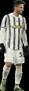 Rodrigo Bentancur football render