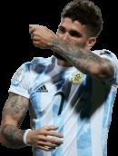 Rodrigo De Paul football render