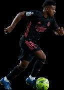 Rodrygo Goes football render