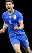 Roman Yaremchuk football render