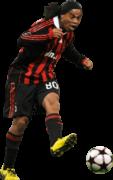 Ronaldinho football render