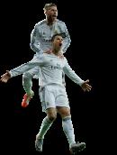 Ronaldo & Ramos