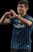 Ruslan Malinovskyi football render
