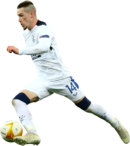 Ryan Kent football render