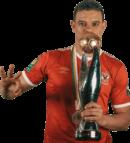 Saad Samir football render
