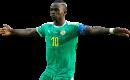 Sadio Mané football render