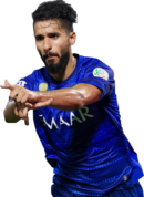 Saleh Al-Shehri football render