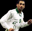 Sami Al-Jaber football render