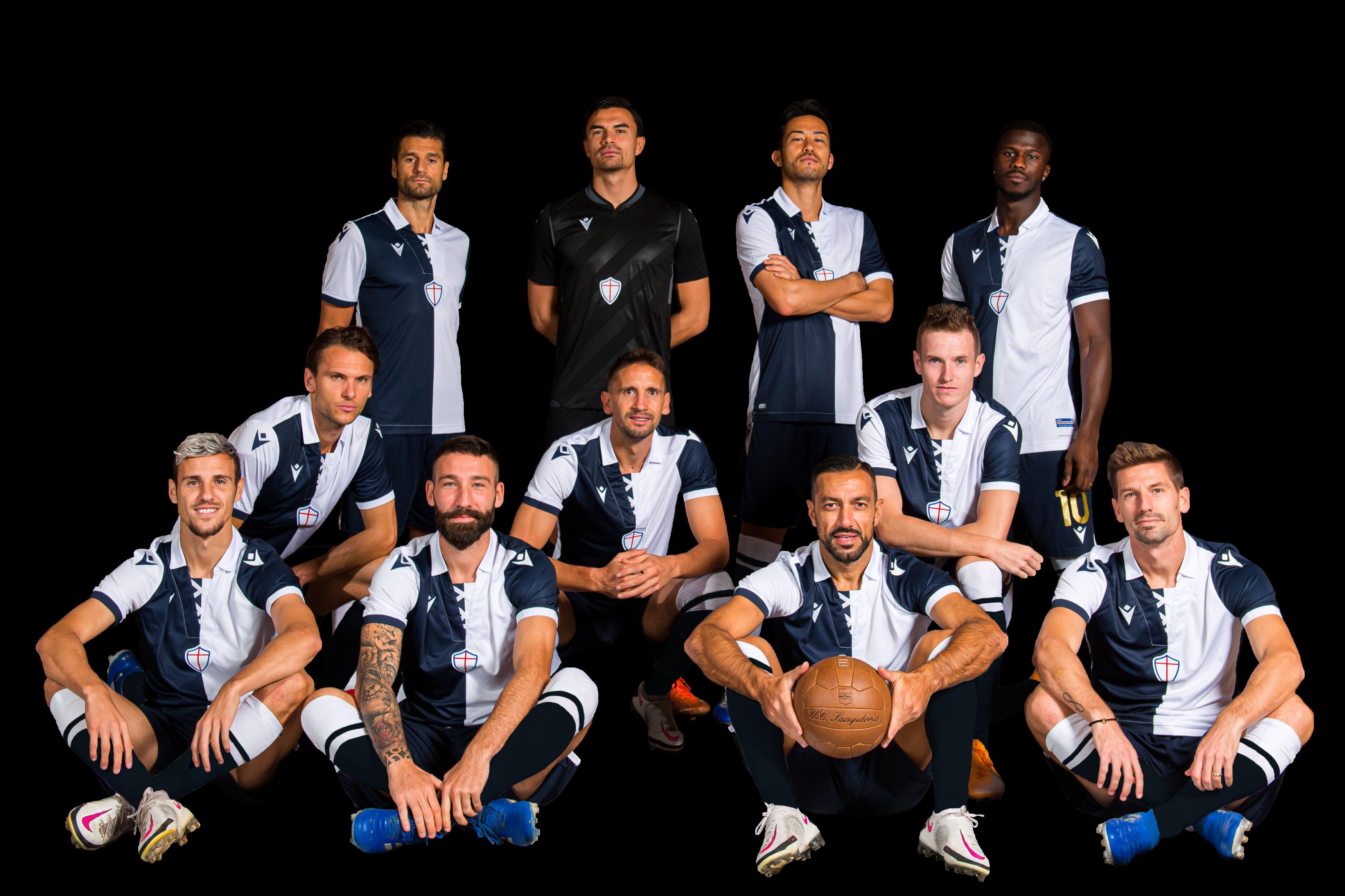 Sampdoria teamrender