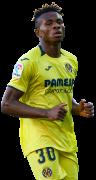 Samu Chukwueze football render