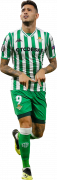 Antonio Sanabria football render