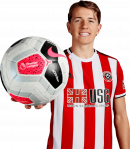 Sander Berge football render
