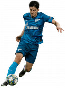 Sardar Azmoun football render