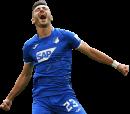 Sargis Adamyan football render