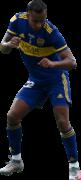 Sebastián Villa football render