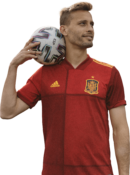 Sergio Canales football render