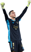 Sergio Herrera football render