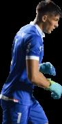 Sergio Rochet football render