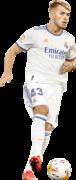 Sergio Santos football render