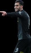 Shahab Zahedi football render