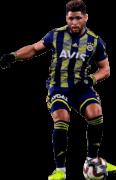 Simon Falette football render
