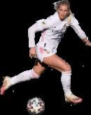 Sofia Jakobsson football render