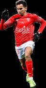Sofiane Alakouch football render