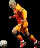 Sofiane Feghouli football render