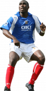 Sol Campbell football render