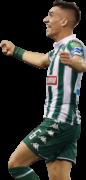 Sotiris Alexandropoulos football render