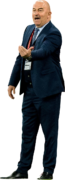 Stanislav Cherchesov football render