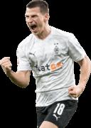 Stefan Lainer football render