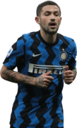 Stefano Sensi football render