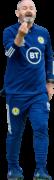 Steve Clarke football render