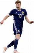 Stuart Armstrong football render