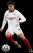 Óliver Torres football render