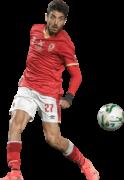 Taher Mohamed football render