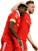 Taiwo Awoniyi & Cedric Teuchert football render