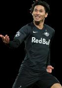 Takumi Minamino football render