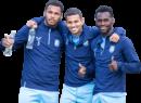 Talys, Igor Silva & Merveil Ndockyt football render