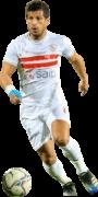 Tarek Hamed football render