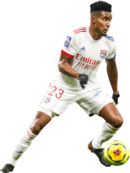 Thiago Mendes football render