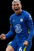Thiago Silva football render