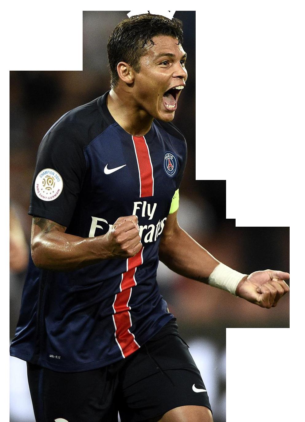 Go To Homepage >> Thiago Silva football render - 20851 - FootyRenders