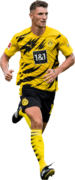 Thomas Meunier football render
