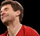 Thomas Müller football render