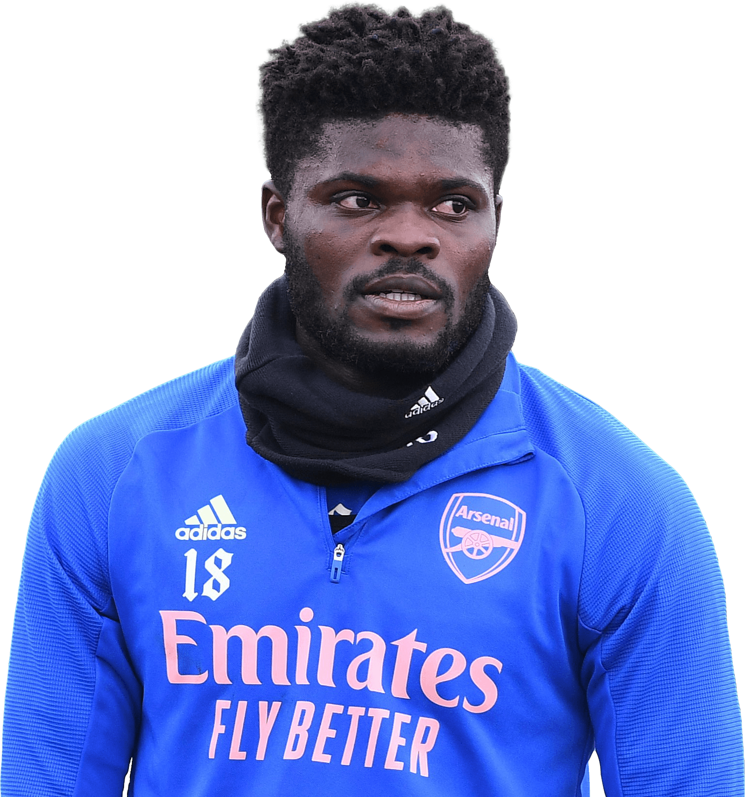 Thomas Partey render