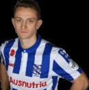 Tibor Halilović football render