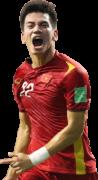 Tien Linh Nguyen football render