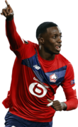 Timothy Weah football render